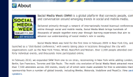 Social Media case-studies (part 3) #smwldn special