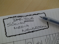If I had a Social Media Newsroom…
