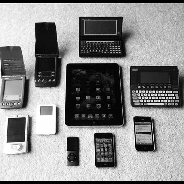 A life in gadgets